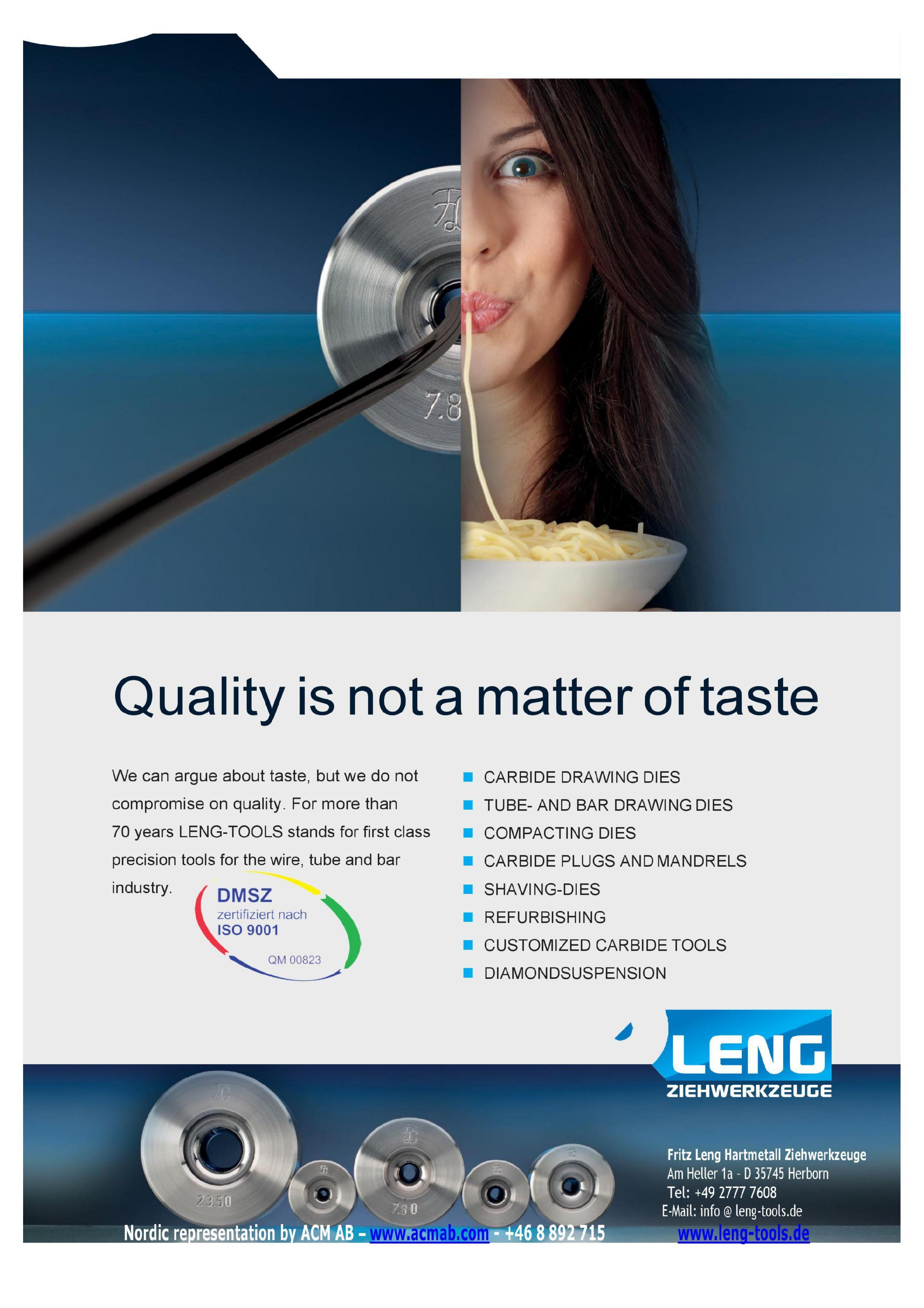 Leng Tools Advertise